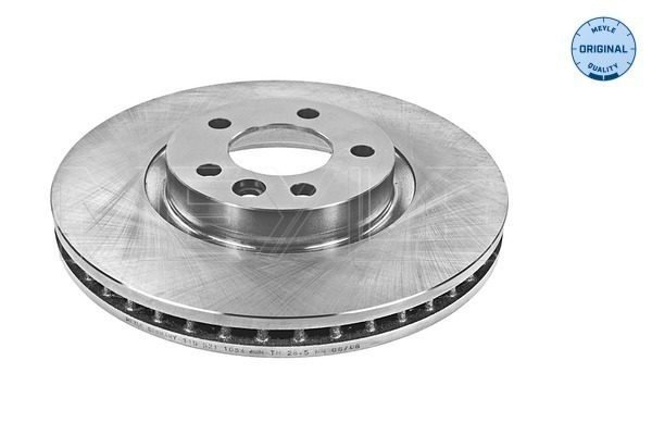 Тормозной диск MINTEX арт. 115 521 0038