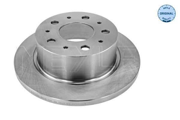 Тормозной диск MINTEX арт. 215 523 0028