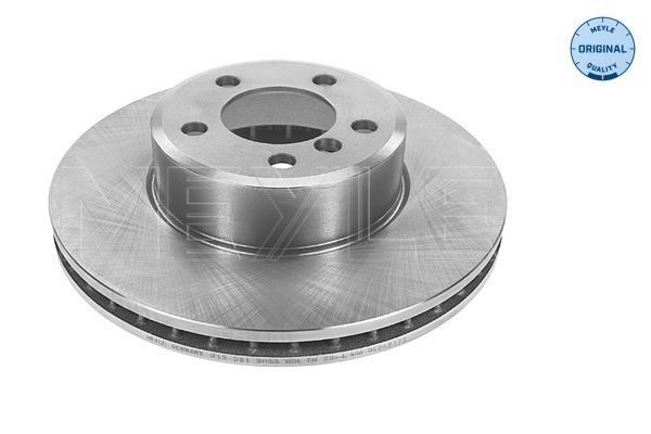 Тормозной диск MINTEX арт. 315 521 3058