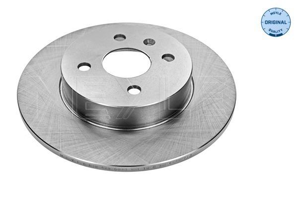 Тормозной диск MINTEX арт. 615 523 6043
