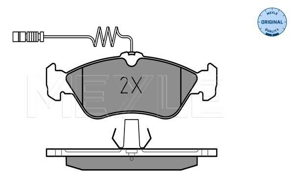 Тормозные колодки задние дисковые MINTEX арт. 025 215 9218