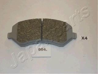 Тормозные колодки дисковые MINTEX арт. PA-994AF