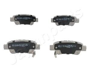 Тормозные колодки дисковые MINTEX арт. PP-400AF