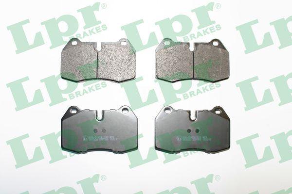 Тормозные колодки передние дисковые MINTEX арт. 05P769