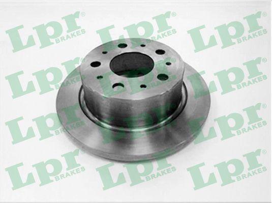 Тормозной диск MINTEX арт. C1039P