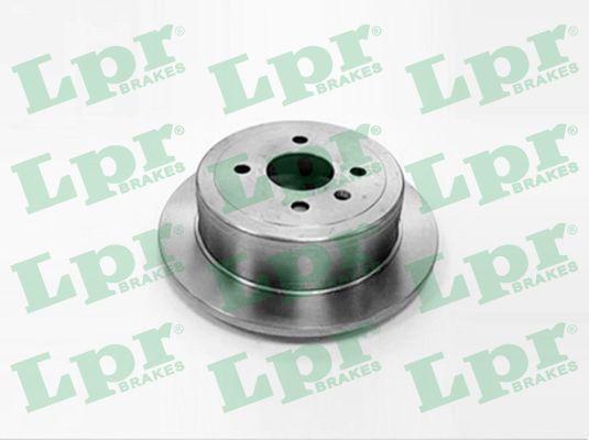 Тормозной диск MINTEX арт. O1010P