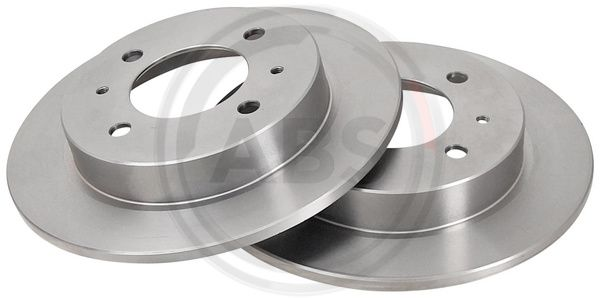 Тормозной диск MINTEX арт. 16563