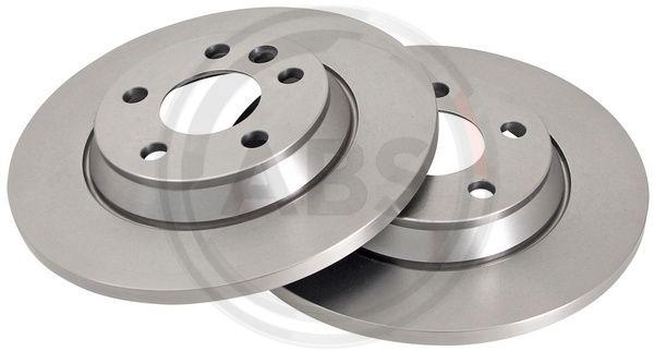 Тормозной диск MINTEX арт. 17190