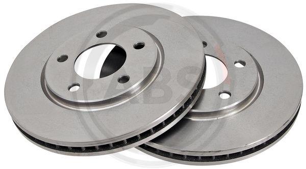 Тормозной диск MINTEX арт. 17353