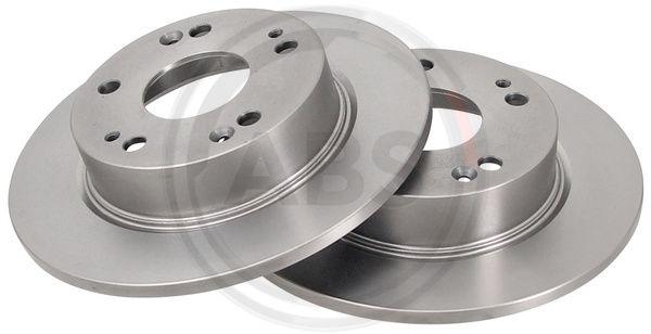 Тормозной диск MINTEX арт. 17465