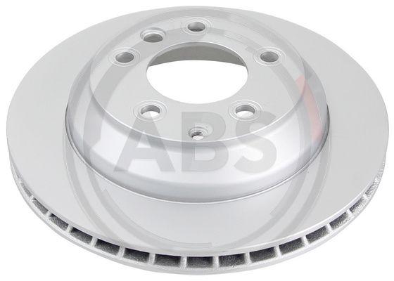 Тормозной диск задний MINTEX арт. 17502