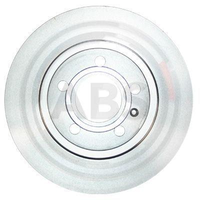 Тормозной диск задний MINTEX арт. 17627