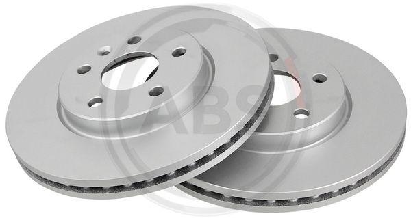Тормозной диск передний MINTEX арт. 18034