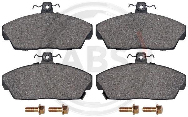 Тормозные колодки передние дисковые MINTEX арт. 36746