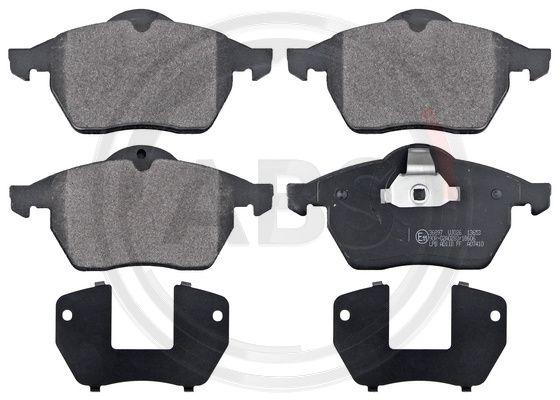 Тормозные колодки передние дисковые MINTEX арт. 36897