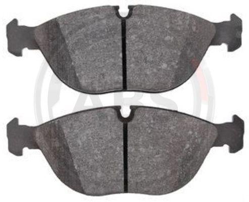 Тормозные колодки передние дисковые MINTEX арт. 36957