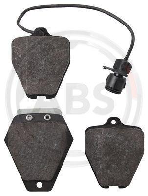 Тормозные колодки передние дисковые MINTEX арт. 37005