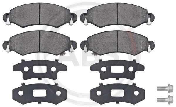 Тормозные колодки дисковые MINTEX арт. 37249