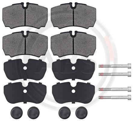 Тормозные колодки дисковые MINTEX арт. 37298