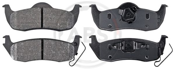 Тормозные колодки дисковые MINTEX арт. 37534