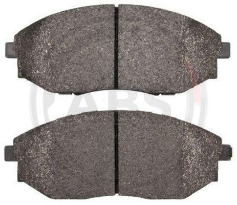 Тормозные колодки дисковые MINTEX арт. 37699