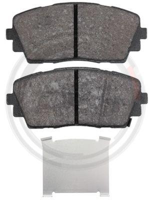 Тормозные колодки дисковые MINTEX арт. 37910