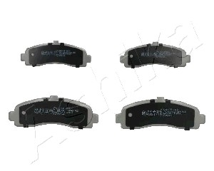 Тормозные колодки передние дисковые MINTEX арт. 50-00-012