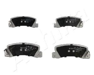 Тормозные колодки задние дисковые MINTEX арт. 51-02-213
