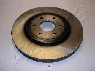 Тормозной диск MINTEX арт. 60-01-109