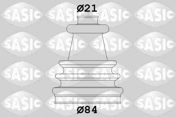 Пыльник ШРУСа SPIDAN арт. 4003426