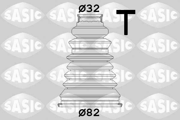 Пыльник ШРУСа SPIDAN арт. 4003432