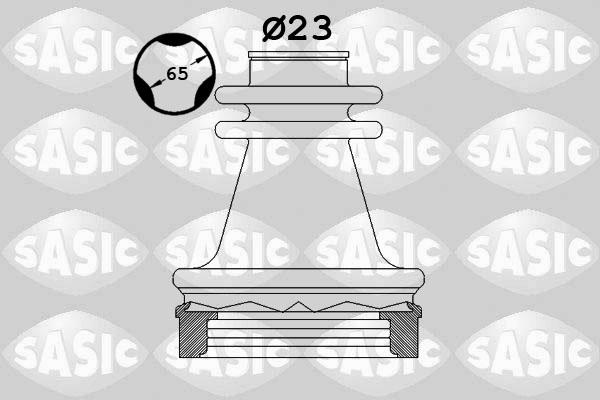 Пыльник ШРУСа SPIDAN арт. 4003472