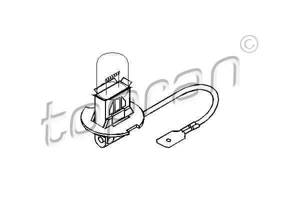 Лампа накаливания, противотуманная фара PHILIPS арт. 104498