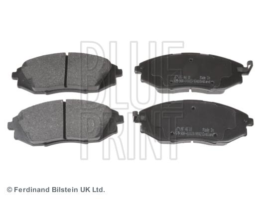 Тормозные колодки дисковые MINTEX арт. ADG042115