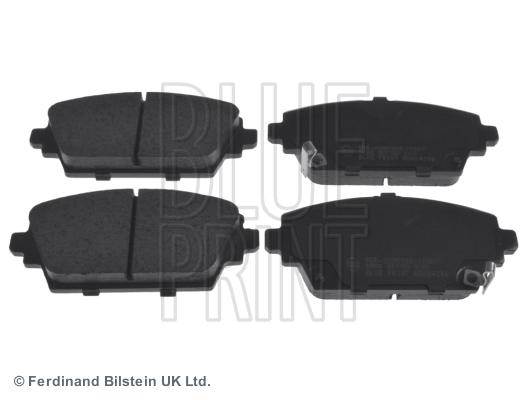 Тормозные колодки передние дисковые MINTEX арт. ADH24256