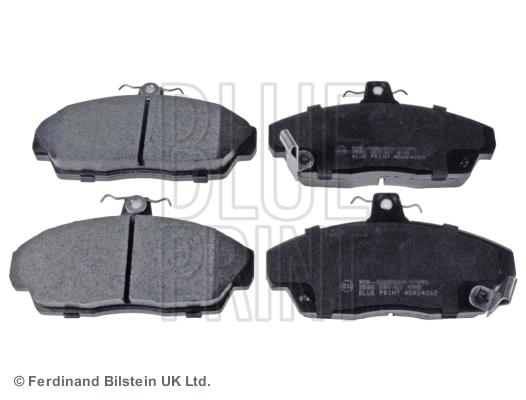 Тормозные колодки передние дисковые MINTEX арт. ADH24260