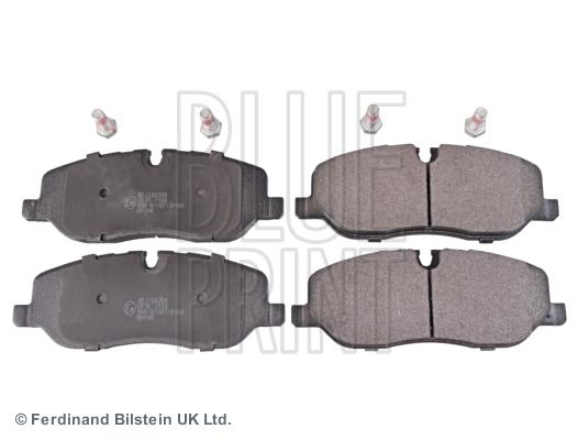 Тормозные колодки дисковые MINTEX арт. ADJ134206
