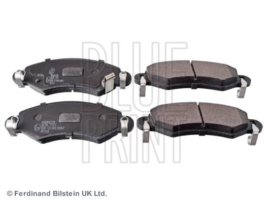 Тормозные колодки передние дисковые MINTEX арт. ADK84228