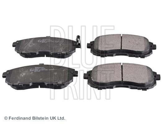 Тормозные колодки дисковые MINTEX арт. ADK84237