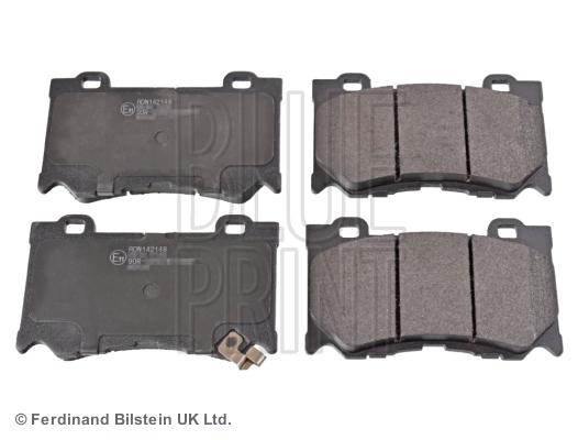 Тормозные колодки передние дисковые MINTEX арт. ADN142148