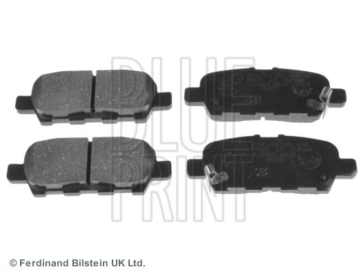 Тормозные колодки дисковые MINTEX арт. ADN142152