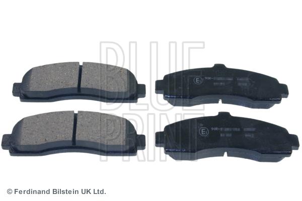Тормозные колодки дисковые MINTEX арт. BPR ADN14290