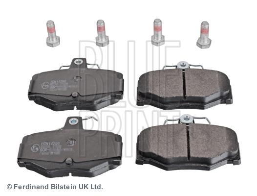 Тормозные колодки дисковые MINTEX арт. ADN14296