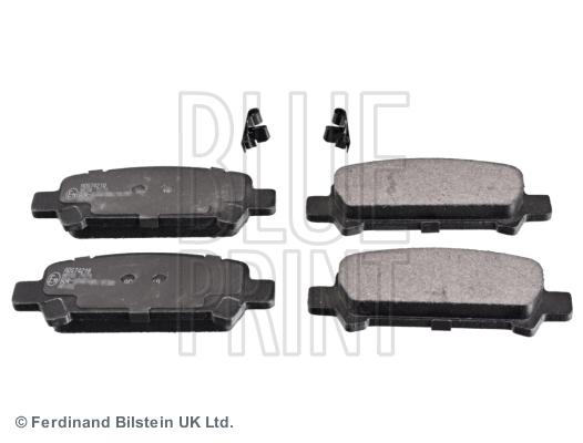 Тормозные колодки дисковые MINTEX арт. ADS74219