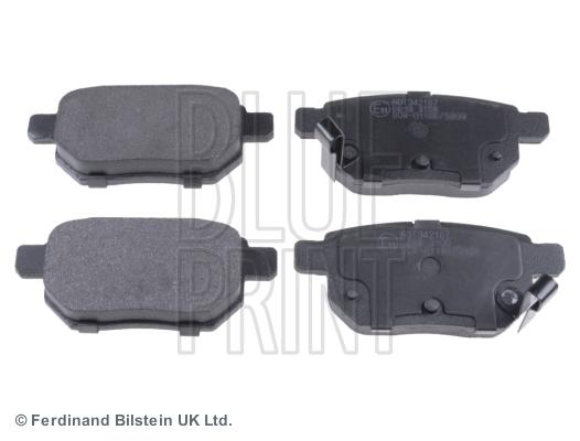 Тормозные колодки задние дисковые MINTEX арт. ADT342167