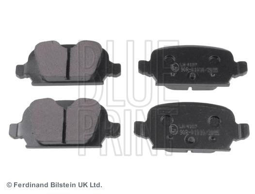 Тормозные колодки дисковые MINTEX арт. ADZ94232