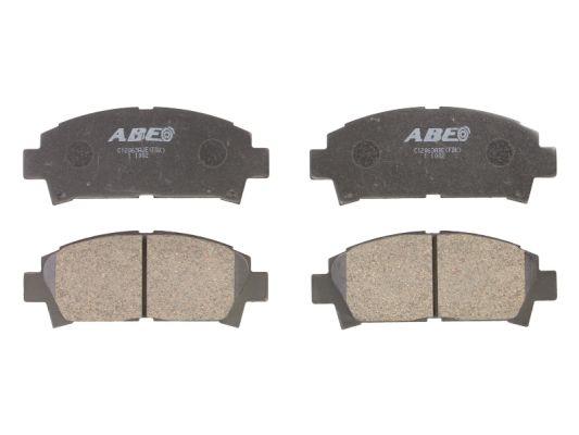 Тормозные колодки передние дисковые MINTEX арт. C12063ABE