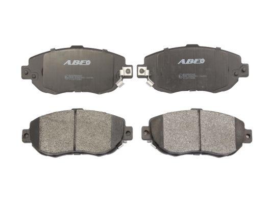 Тормозные колодки передние дисковые MINTEX арт. C12072ABE