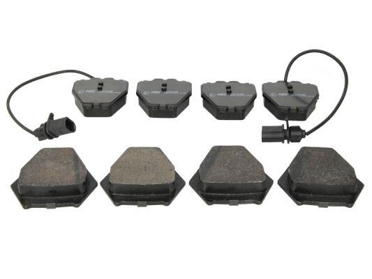 Тормозные колодки передние дисковые MINTEX арт. C1A050ABE