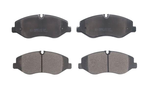 Тормозные колодки дисковые MINTEX арт. C1M070ABE